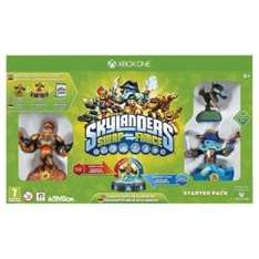Skylanders Swap Force Starter Packs incl PS4 and XBOX One £19.50 @ Tesco Direct (or cheaper if you use Clubcard vouchers)