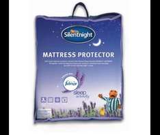 Silentnight Febreze Mattress Protector - Single £6.00 / Double £7.00 / King £8.00 @ Tesco Direct