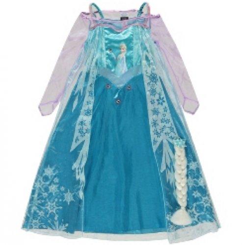 ASDA Elsa Frozen 3-4 year old back in stock £12.50