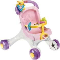 Fisher price stroll along baby walker £17.99 @ Argos