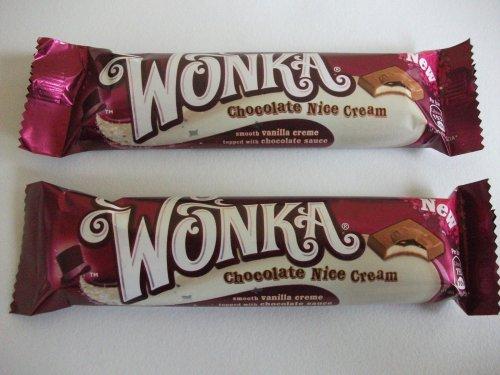 Wonka Nice Cream bars 4 for 25p Poundland