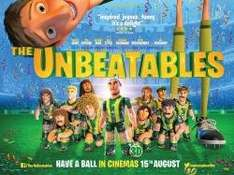 The Unbeatables, SFF, 05/08/14, 10:30