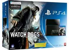 ps4 watchdogs bundle like new.(still in shrink wrap) £295.33 from amazon warehouse deals