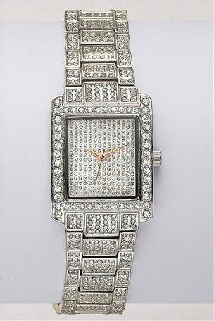 Crystal Bracelet Watch - £35 @ Next