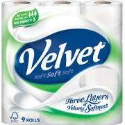 velvet £3.50 at The Cooperative Food