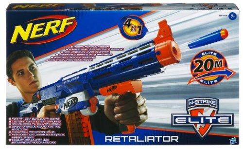 Nerf Nstrike Elite Retaliator 52% off (£14.39) @ Amazon