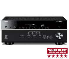 Yamaha RX-V675 AV Receiver £249.95 from Richer Sounds