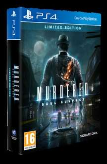 Murdered Soul Suspect Limited Edition PS4 &Xbox One £21.85 @ shopto