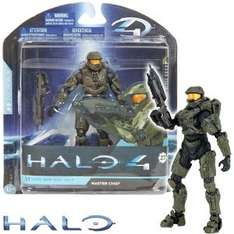 Halo 4 Series 1 Master Chief Figure £2.99 @ Homebargains