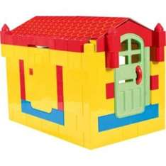 Chad Valley Bigablocks playhouse £44.99 plus £8.95 p&p @ Argos