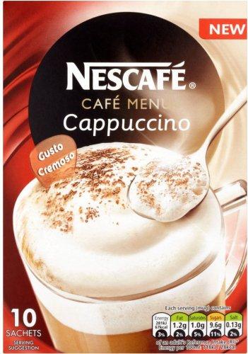 Nescafe Café Menu Coffee's (10) (All varieties) was £2.99 now £1.49 @ Morrisons