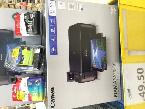 Canon Wireless Printer - Save £30 @ Tesco - £49.50 instore