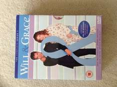Will & Grace Complete Season 1 DVD (preowned) 99p @ ThatsEntertainment