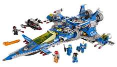 Lego Spaceship, Spaceship, SPACESHIP (70816) £58.99 @ Amazon
