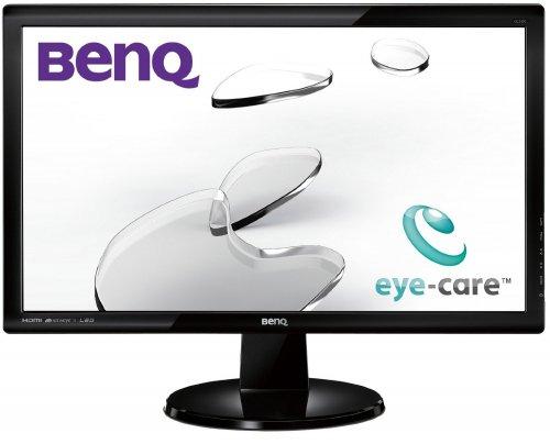 BenQ GL2450HM 24-inch Widescreen LED Multimedia Monitor (1920 x 1080, 2 ms, VGA, DVI-D, HDMI, Windows 7 Compatible) - Glossy Black - £111.97 Delivered @ Amazon
