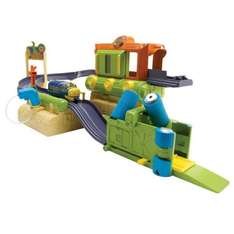Tomy Diecast Chuggington Repair Shed Playset With Brewster Was £28.00 Then £14.00 Now £7.56 (Using Code FV39) Online @ Debenhams (Free Click And Collect)
