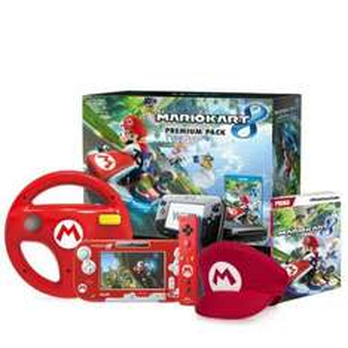 Wii U Mario Kart Bundle @ Nintendo Store £299.99 Delivered
