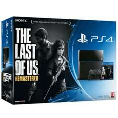 PS4 console with The Last of Us bundle £249.99 @ GAME