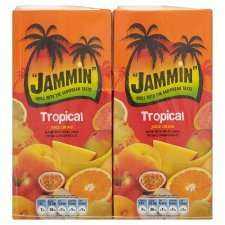 Jammin Tropical Juice Half Price £1.49 @ Tesco