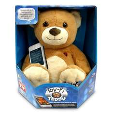 Toy Fi Teddy Plush Toy (WiFi Message teddy) - OUT NOW - £20.95 Delivered @ Amazon