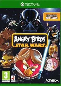 Angry Birds Star Wars   New & Delivered   XBOX ONE - £12.99 @ Game & Amazon