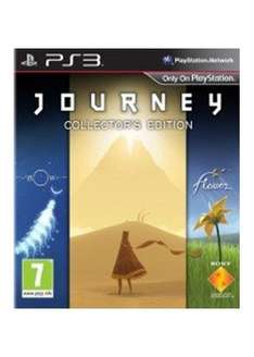 Journey: Collectors Edition (PS3) £9.99 Delivered @ Base