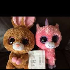 TY BEANIE BOOS 98p @ morrisons!!!! Large size!