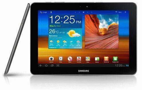 Samsung Galaxy TAB 3 10.1 P5200 WI-FI + 3G 16GB Intel ® 16 GB 1024 MB £255 at amazon Germany.