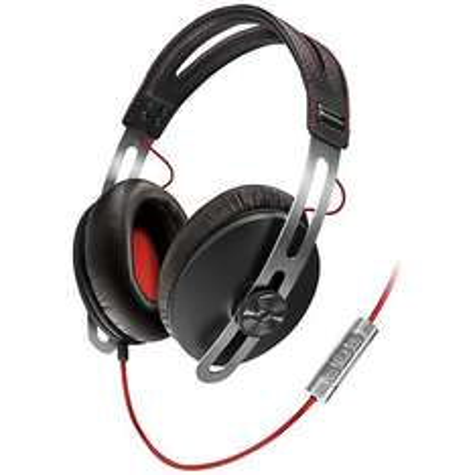 Sennheiser Momentum Over-Ear Black/Brown/Ivory Headphones £199.95 @ John Lewis