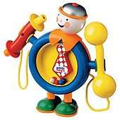 Ambi Toys One Man Band baby toy only £5.00 at Tesco Direct