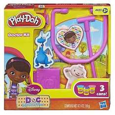 Play-Doh Disney Doctor Kit Doc McStuffins @ Amazon - £6.73 (Free Delivery £10 Spend/Prime/)