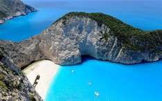 GREECE £104 pp 7nights Includes hotel flights & baggage from Glasgow 13/8/14 £312.48 @ tesco compare