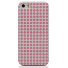 iPhone 5s Polka Dot Hard Shell Case - Pink £0.99 (was 9.99) @ Argos
