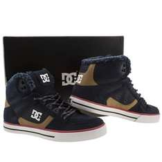 DC Hi Top Trainers £24.99 delivered fro SCHUH (free return to store)
