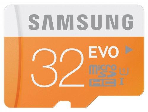 Samsung Memory 32GB Evo MicroSDHC UHS-I Grade 1 Class 10 Memory Card by Samsung £11.82 @ Amazon