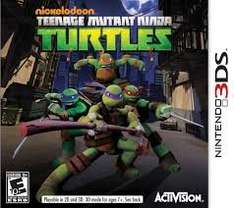 Teenage Mutant Ninja Turtles (3DS) £6.25 Delivered @ Asda Direct