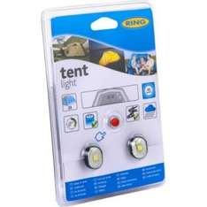 Ring 2 LED Tent Light £5.99 was £14.99 @ Argos