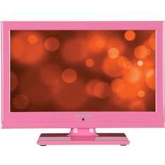 """16"""" Digihome LED TV in Pink - £29.96 @ Toys R Us (Reserve & Collect)"""