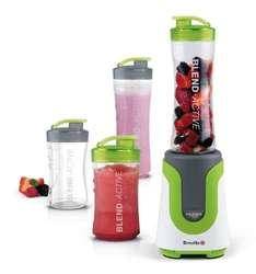Breville Blend Active Personal Blender Family Pack(4 bottles) £29.99 at Amazon (£28.49 with nus extra card)
