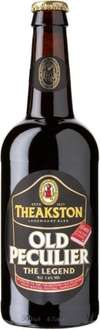 Theakston Old Peculier (The Legend) (ABV 5.6) (500ml) ONLY £1.25 @ Aldi