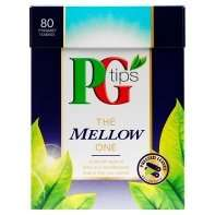 PG tips Mellow One 80 bags (250g) for 69p @ LIDL