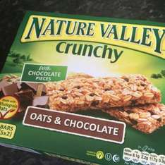 Nature Valley Oats & Chocolate £1 Asda