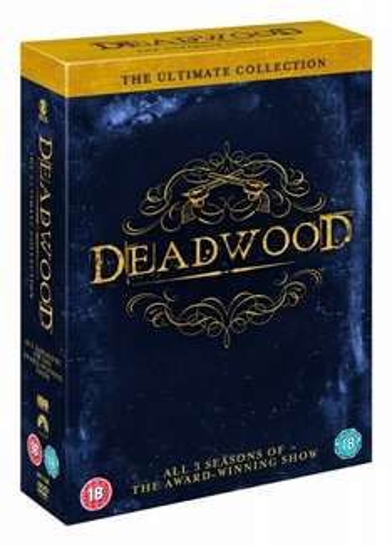Deadwood DVD Box Set £17.50 @ Amazon