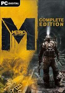 Metro Last Light Complete Edition (Steam) £5.99 @ Green Man Gaming