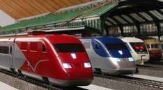 Marklin IR Remote Control Train Set with lights & sounds £29.99 (down from £39.99) @ goldstarstockists.net