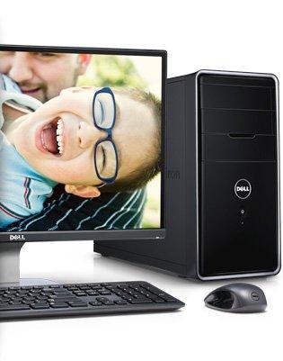 Dell Inspiron Desktop 3847 Desktop @ dell.co.uk  £369 or £332.10 with vip code