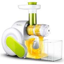 ElectrIQ HSL600 Horizontal Masticating Slow Juicer (HSL600) - £64.97 @ Appliances Direct