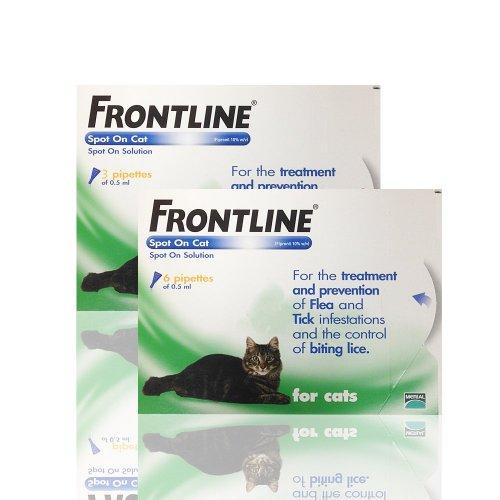 Frontline Flea treatment for cats £10.99 at Vet-Medic