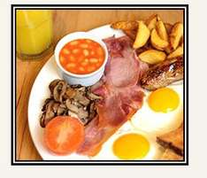 Cafe Rouge are doing 2 for 1 Breakfasts £7.95