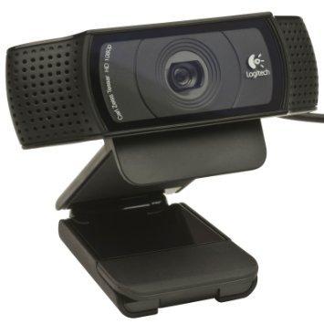 Logitech c920 hd webcam Amazon. Deal of the day £35.99